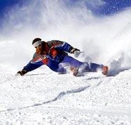 Vacanze in montagna in Alta Badia Dolomiti la pista Gran Risa per chi ama sciare. Hotel e Ristoranti tipici