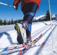 Vacanze in montagna da Asiago Vicenza a Lavarone Trento per lo sci di fondo sulla pista Millegrobbe