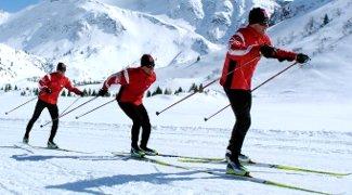 Vacanze sulla neve e sci di fondo da Dobbiaco a Cortina d Ampezzo piste da sci, hotel e ristoranti tipici