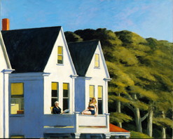 Edward Hopper in mostra a Roma fino al 13 Giugno 2010 al Museo Fondazione Roma –Mostre Eventi