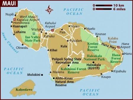 Cartina Mondo Hawaii.Itinerario Viaggio Isola Di Maui Hawaii Lahaina Paia E Il Vulcano Haleakala Hana Io Viaggi Blog