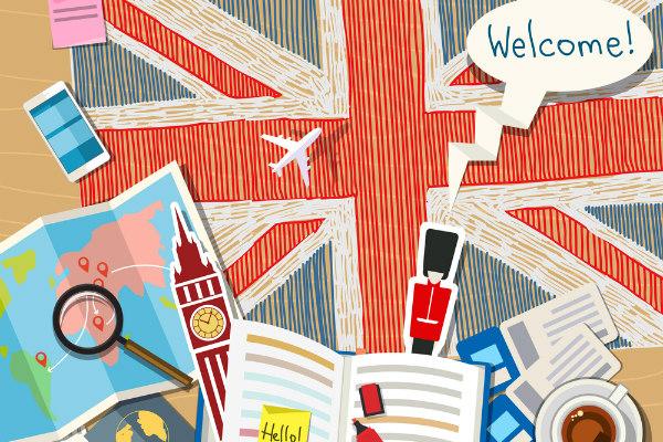 Inglese all'estero
